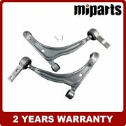 Front L R Lower Control Arms With Ball Joint Pair Fit For Nissan Altima Maxima