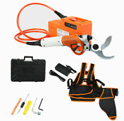 Electric Fruit Tree Scissors Rechargeable Tree Branch Pruning Shears 4.5cm 36v S