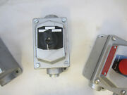 Crouse Hinds Edsc21271 Explosion Proof 2 Position Selector Switch 3/4