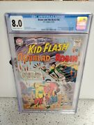 Cgc 8.0 Brave And The Bold 54 Dc Comics 6-7/64 1st Teen Titans App