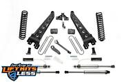 Fabtech K2291dl 4 Radius Arm Lift Kit W/front Dirt Logic For 2017-20 Ford F-250