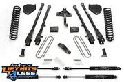 Fabtech K2254m 4 4 Link Lift Kit W/stealth Shocks For 2017-2020 Ford F-250 4wd