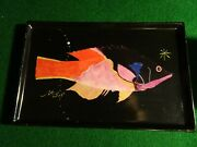 Fabienne Jouvin Paris Fish Plate No.58 Collectible Table Ware