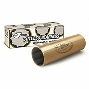Duramax Johnson Cutless Naval Brass Sleeve Bearing Call 2and039and039 X 2-5/8and039and039 X 8and039and039