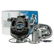 Kit Cylinder Engine Piston Minarelli Compatible With Benelli K2 50 2t-h2o 199