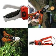 Electric Alligator Garden Lopper 4.5amp 6 In Chain Saw Tree Cutter Corded