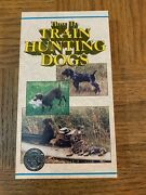How To Train Hunting Dogs Vhs
