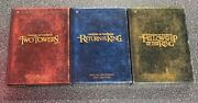 The Lord Of The Rings Trilogy Dvd Set Special Extended Edition Open Box