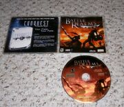 Battle Realms Pc, 2001 Tested Fast Shipping
