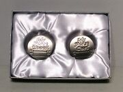 My First Tooth And Curl Baby Peweter Keepsake Trinket Boxes Engravable Space