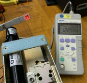 Adcmt 8230 And 82311, Optical Power Meter And Sensor As Photo, Sn0134,dhltous, Ftu