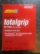 5 Advanced Auto Parts Total Grip Aa3682 Oil Filter New In Box Lot
