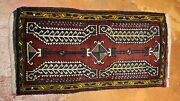 Exquisite Antique 1900-1930s Turkish Tribal Rugs 1and0398andtimes 3and0397