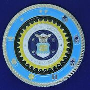 Usaf Office Of The Secretary Selection Board Secretariat Challenge Coin M-17