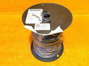 New 500' Spool Simcona Mtw14str R0020763 Mtw Blue 14 Awg Hook Up Lead Wire