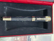M28786 Mark Twain Fountain Pen Writers Limited Edition 00548/12000