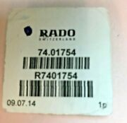 Rado Yellow Links 561.0316.3 Part R74.01754 Packaged