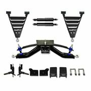 Mjfx Ezgo Rxv 6andrdquo Hd Lift Kit Fits E-z-go 2008-2013.5 Gas And Electric Golf Carts