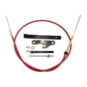 Shift Cable Kit And Adjustment Tools Set For Omc Cobra 1986-1993 - 18-2245, 987661