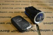 2012 Lexus Rx450h Ignition Switch Push To Start Button With Key