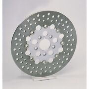Russell - R47010 - Floating Stainless Steel Brake Rotor Harley-davidson Softail