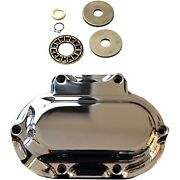 Trask Performance - Tm-2039ch - Hydraulic Clutch Side Cover/actuator Chrome Har