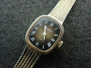 Vintage 20.4mm Ladies Dunhaven Wrist Watch - 17 Jewels - Keeping Time