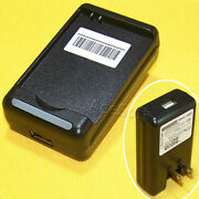External Desktop Wall Battery Charger For Samsung Galaxy S3 Sph-l710 I9300 Phone