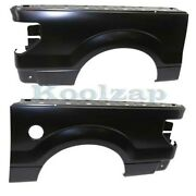Capa 09-14 F150 W/6 Ft Styleside Bed Rear Fender Quarter Panel Left And Right Pair