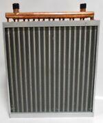 20x19 Water To Air Heat Exchanger Hot Water Coil Outdoor Wood Furnace