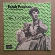 Sarah Vaughan / The Early Years Lp Used Musicraft mvs 504
