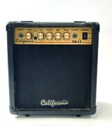 Pre-owned California Amps Cg-15 Guitar Amplifier 15 Watts