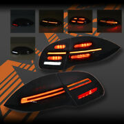 Led 3d Bar Sequential Indicator Tail Lights For Porsche Cayenne 958 92a 10-14