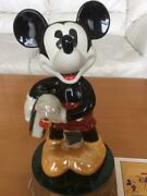 Disney's 75th Anniversary Mickey Mouse World Limited 1000 Figure Ornament Doll