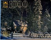 Golden Guild - New Hampshire Winter - 1000 Piece Jigsaw Puzzle - New - Sealed