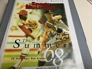 Denny Mclain Signed Auto Sports Illustrated July 19th, 1993 W/1968 Wsc - 100