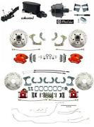 1965-68 Impala Belair Front And Rear Disc Brake Conv. Wilwood F And R Line Kit