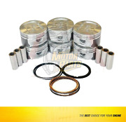 Pistons And Piston Rings For Ford E150 E250 F150 Freestar 4.2l - Size Std