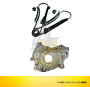 Timing Chain Kit And Oil Pump For Ford Excursion Expedition 5.4l Triton