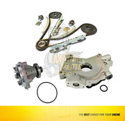 Timing Chain Kit + Oil And Water Pump For Ford Town Car Grand Marquis 4.6l