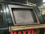 Gas Container Window Replacement For Jeep Grand Cherokee Zj 93-98