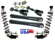 The Ultimate 1964-67 Chevy Chevelle Gm A-body Rear Coil Over Suspension Kit