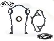 1952-1963 Ford 279 332 | Lincoln And Mercury 341 368 | Timing Cover Gasket Set