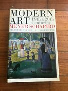 Meyer Schapiro Modern Art 19th And 20th Centuries Selected Papers Volume Two