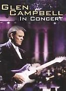 Glen Campbell In Concert - Live At Sioux City Dvd 2001 Still Sealed