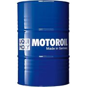 Liqui Moly - 2594 - Street Synthetic 4t Engine Oil Container Size 54.2 Us Gal.