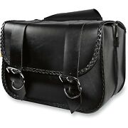 Willie And Max Luggage - 58330-20 - Touring Braided Saddlebags