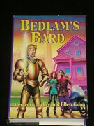 Bedlam's Bard By Mercedes Lackey And Ellen Guon Hardcover, 1992 Science Fiction