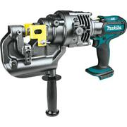 Makita Xpp01zk 18v Lxt 5/16 Cordless Lithium-ion Metal Hole Puncher - Bare Tool