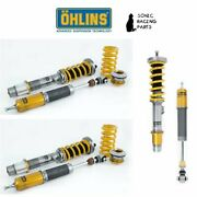 Bms Mp00 Ohlins Coilovers Road And Track Bmw 3-series F30 - 2012 2018